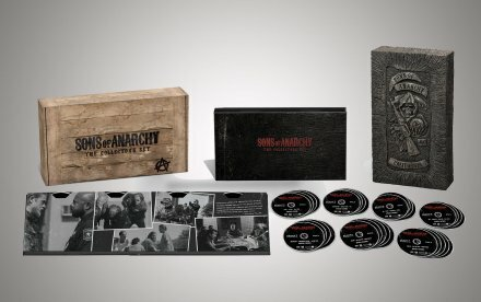 Konkurrence: Sons of Anarchy Wooden Box - Collectors Set
