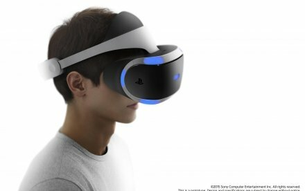 Nyt Virtual Reality projekt fra Playstation