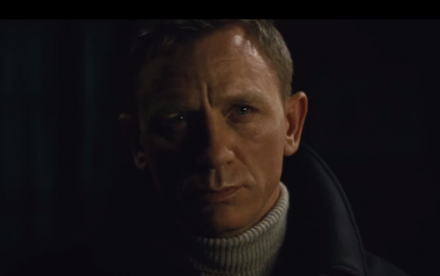 Breaking: Første trailer til James Bond 'Spectre'