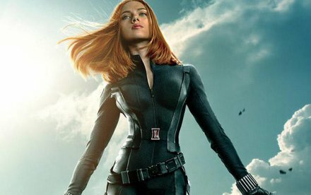 Black Widow Trailer!