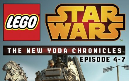 LEGO Star Wars: THE NEW YODA CHRONICLES (4-7) [Vind]
