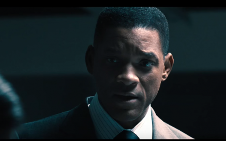 Will Smith vs. NFL-ledelsen: Første trailer til 'Concussion'