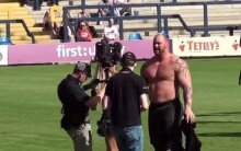 The Mountain dominerer Europe's Strongest Man 2014