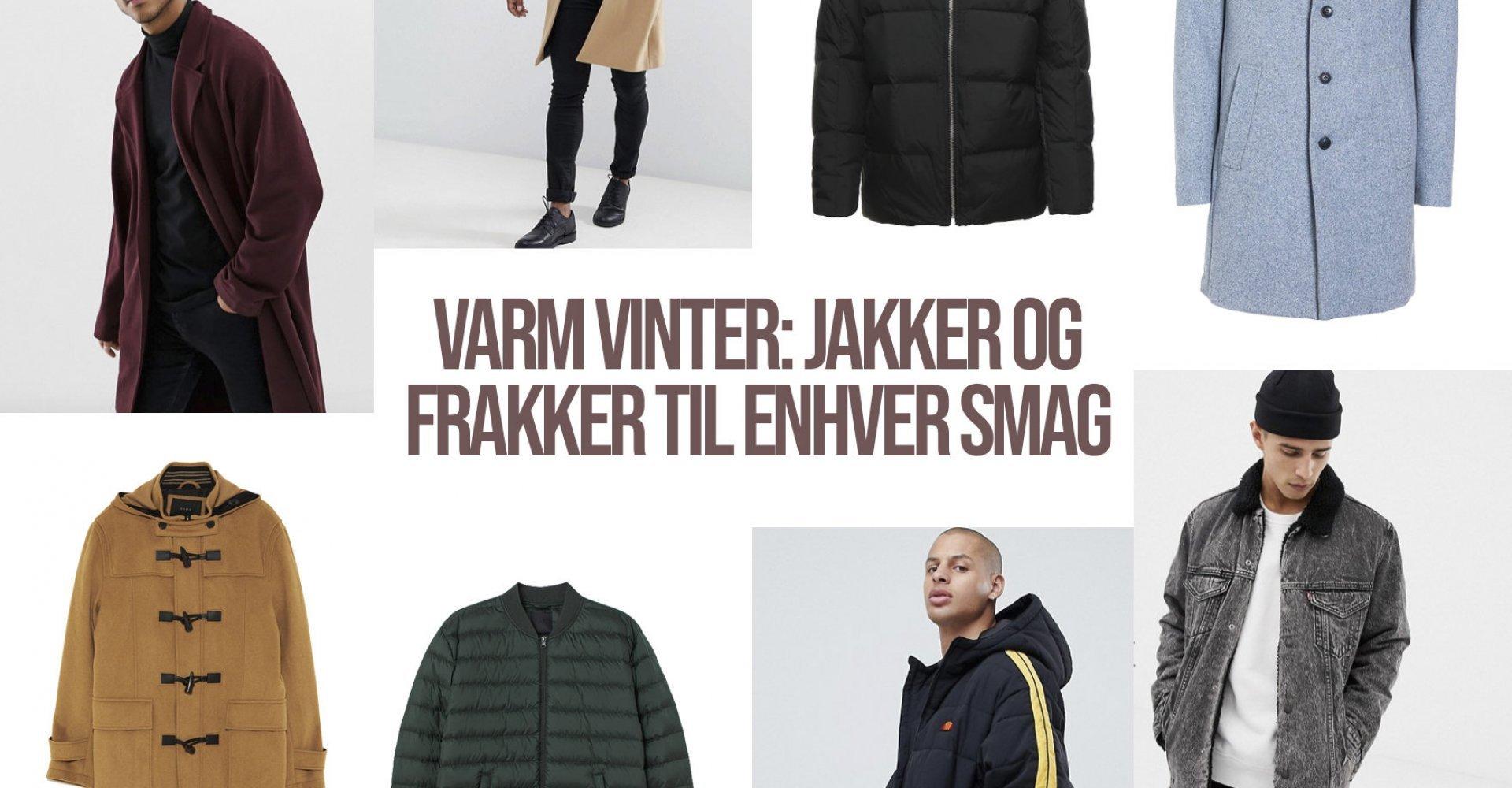 Vinteren er her, men hvilken jakke skal man vælge