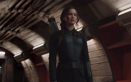 Ny trailer til The Hunger Games: Mockingjay del 1