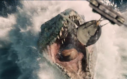 Officiel trailer til Jurassic World