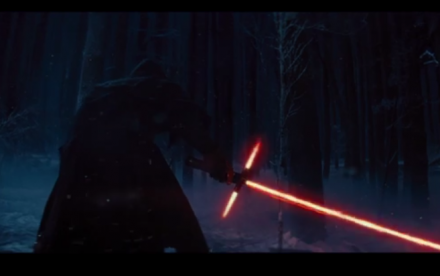 Første teaser-trailer til Star Wars VII: The Force Awakens