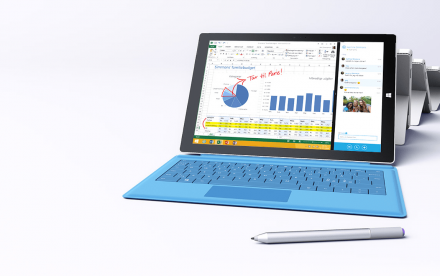 Surface Pro 3 [Test]